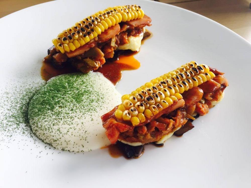 Блюда из картошки и кабачка в духовке рецепт